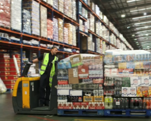 Groceries retailer & wholesaler first to benefit from new CHEP pallet tracking technology