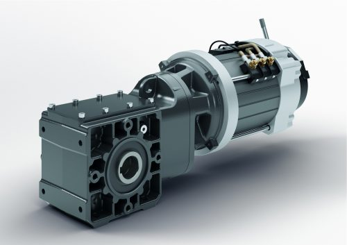 Compact gearboxes from ABM Greiffenberger: All-clear for AGV's