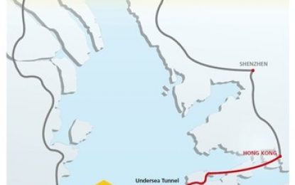 DHL Global Forwarding shaves up to 75% off transit times via Hong Kong-Zhuhai-Macau Bridge