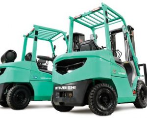 Future-proof your fleet with Mitsubishi Forklift Trucks' GRENDiA