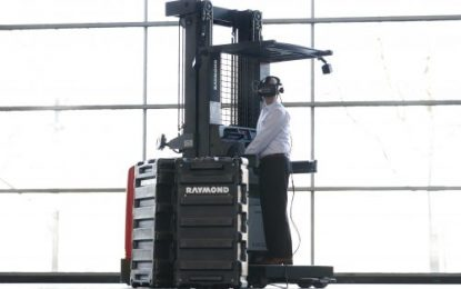 Raymond Wins 2019 International Intralogistics Forklift of the Year Award