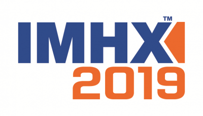 IMHX '19 – Don't miss the chance to meet over 400 suppliers of materials handling solutions under one roof