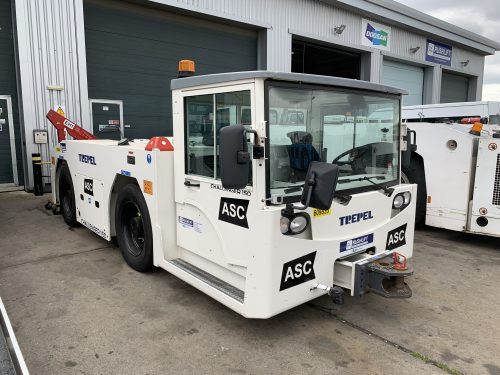 Rushlift GSE invests £2.2m in airside rental fleet