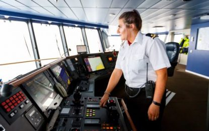Stena Line sails towards leadership in sustainable shipping