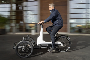 "Start of the first ""micromobility expo"" Cargo e-Bike will change the face of urban mobility"