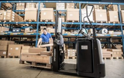 UniCarriers launches new low level order picker