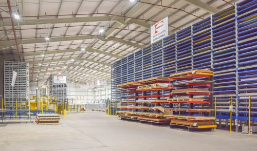 Formica Group gains 60% more locations with BITO racking