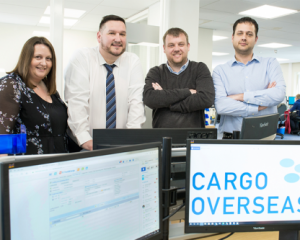 Taking Europe by Storm – The Cargo Overseas musketeers with Timocom