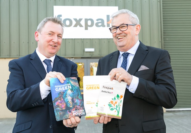 Foxpak officially opens its new manufacturing plant in Collon