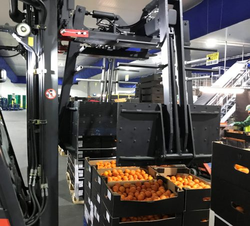 B&B Attachments bring advanced material handling solutions to IMHX 2019