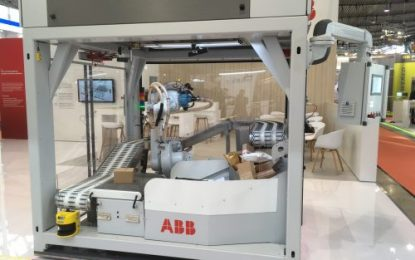 ABB at IMHX 2019 to unlock the power of logistics automation solutions