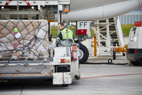 Swissport is speeding-up air freight handling processes