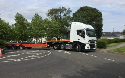 MPM Specialist Vehicles – Appointed Broshuis sales agent in Ireland