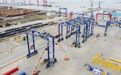 Project Pilgrim – £33 Million Investment to Immingham Container Terminal