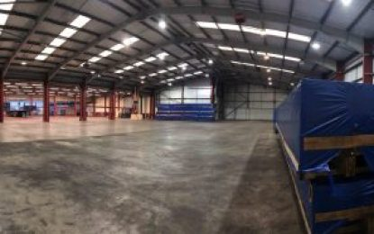 Collett Expand with 76,000 sq ft Bradford Facility