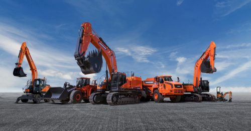 Doosan confirms Authorised Dealers in Ireland