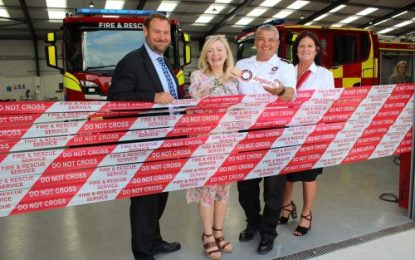 Fire Tender specialists Angloco doubles capacity