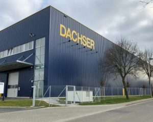 Dachser expands its contract logistics capacities for Maas-Rhein logistics center