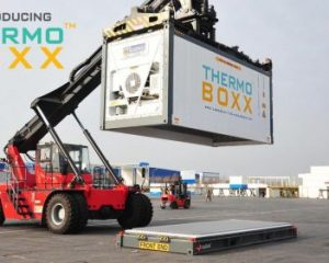 Introducing 'ThermoBoxx', the 2-piece Reefer Containers