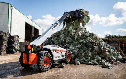 New Bobcat M-Series & R-Series Loaders at Samoter 2020