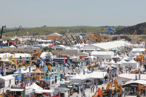 550 exhibitors confirmed for a record-breaking Hillhead 2020