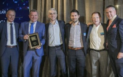 Ballinlough Refrigeration wins Thermo King Dealer of the Year 2019