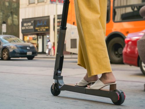 Are e-Scooters Safe? 10 Recommendations for Safe Micromobility