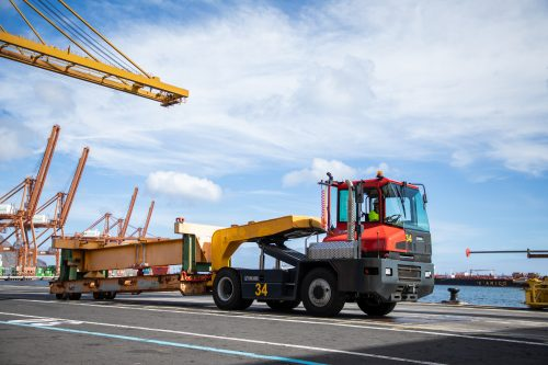 Kalmar & Seehafen Wismar continue close cooperation with new order for terminal tractors