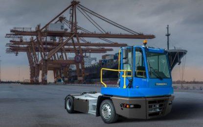 Terberg launches innovative Yard Tractors