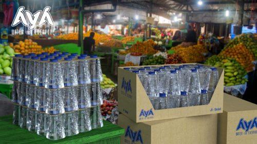 Sidel honoured for innovative eco-packaging concept AYA at World Food Innovation Awards 2020