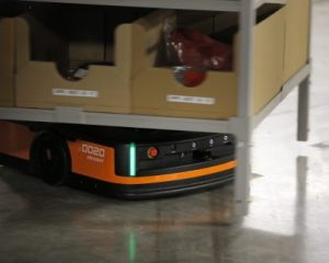 Hikrobot launches intralogistics robot revolution