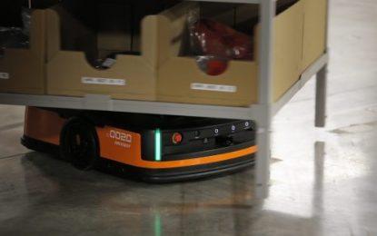 Hikrobot launches intralogistics robot revolution