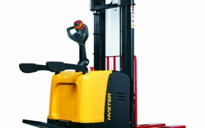 Introducing the Hyster S1.5UT S Platform Stacker