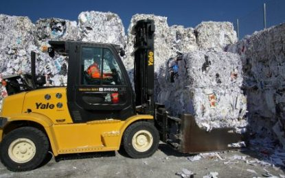 Yale solutions for pulp and recycling