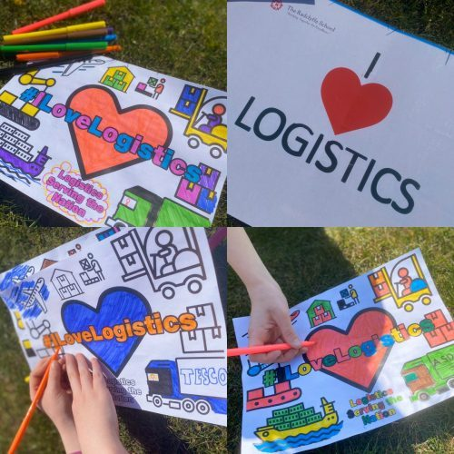 Help at hand for home schooling logistics professionals