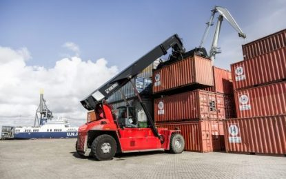 Kalmar's proven empty container handlers & reachstackers to help DR Depots address growing demand in the Netherlands