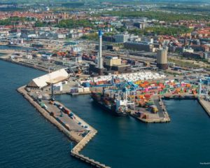 Port of Helsingborg selects Terberg YT203-EV electric terminal tractors