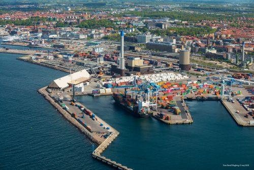 Port of Helsingborg selects Terberg YT203-EV electric terminal tractors
