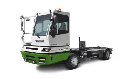 Nap Transport pleased with Terberg BC202-EV fully electric Body Carrier