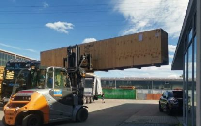Cost-effective logistics solution from Dimerco saves fees on heavy cargo shipment