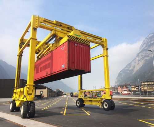The Combi-IMSC: tailor made for mid-sized Intermodal sites