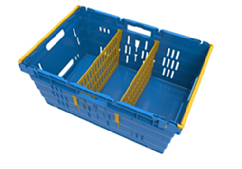 Maxinest E-Tail – Designed to deliver enhanced logistics efficiency, hygiene and sustainability