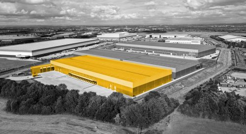 Jungheinrich UK's new Northern Central Hub facility