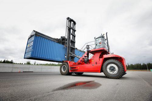 New range of G-Generation top loaders from Kalmar