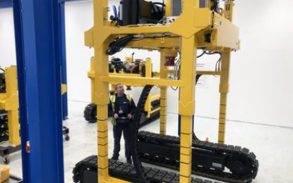 Unipart builds new Panel Lifter technology in Coventry