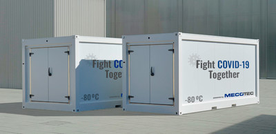 MECOTEC Group launches one-stop-solution for deep-freeze, transport, storage & distribution for COVID-19-Vaccines