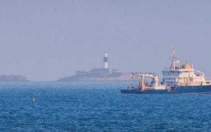 Bakker Sliedrecht extends lifespan of Irish Lights vessel Granuaile