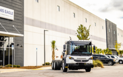 Dennis Eagle opens new North American facility