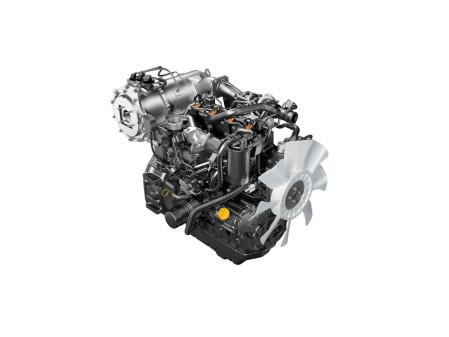 Yanmar Develops New 1.6 Liter and 2.1 Liter Industrial Diesel Engines