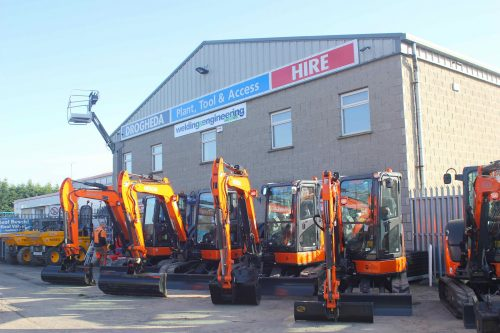 AER Rents (O'Flaherty Holdings Group Co.) has acquired Drogheda Hire & Sales Ltd.